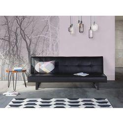 Beliani Luksusowa sofa kanapa derby czarna
