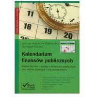 Kalendarium finansów publicznych (9788325534387)