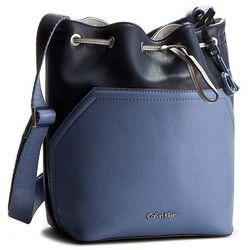 Torebka CALVIN KLEIN BLACK LABEL - No4h Bucketbag K60K602379 902 z kategorii torebki