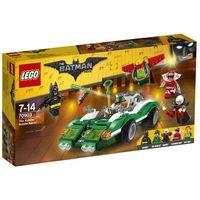 Lego THE MOVIE Batman the , wyścigówka riddlera 70903