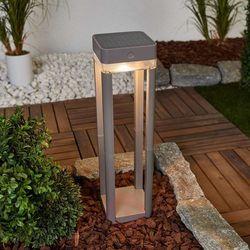 Eco-light Z przełącznikiem – słupek ogrodowy table cube