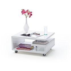 Mc akcent Kira stolik lakierowany biały