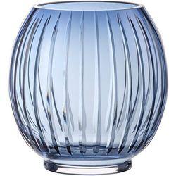 Zwiesel 1872 Wazon design bernadotte & kylbergsignum , niebieski (sh-6086-190-mb) (4001836096249)