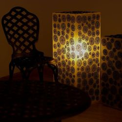 Ogrody leandro Nowoczesna lampa podłogowa selene 1