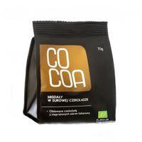 Surovital (cocoa) Migdały w surowej czekoladzie bio 70g - cocoa