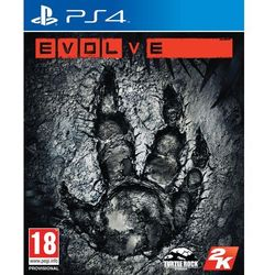Evolve - gra PS4