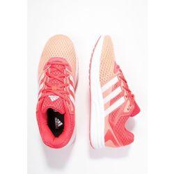 adidas Performance GALAXY 2 Obuwie do biegania treningowe sun glow/white/shock red (4055341055635)