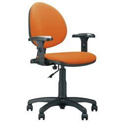 Krzesło obrotowe smart r3d ts02 - biurowe, fotel biurowy, obrotowy marki Nowy styl