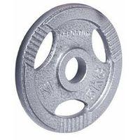 Insportline Obciążenie stalowe  hamerton 5 kg - 5 kg