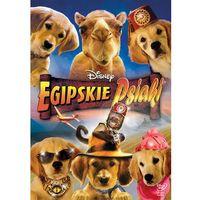 Egipskie psiaki (DVD) - Robert Vince