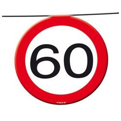 Folat Baner flagi znak zakazu 60tka - 12 m - 1 szt.
