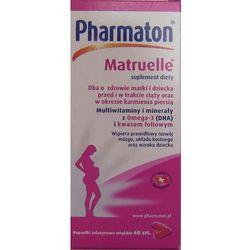 Pharmaton Matruelle 60 kaps. (kapsułki)