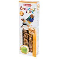 ZOLUX Crunchy Stick Ptaki Egzotyczne Proso/Jabłko 85 g- RÓB ZAKUPY I ZBIERAJ PUNKTY PAYBACK - DARMOWA WYSYŁ