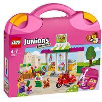 Lego JUNIORS Walizeczka - supermarket 10684