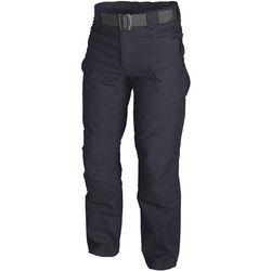 spodnie Helikon UTL navy blue UTP Policotton Ripstop (SP-UTL-PR-37), materiał bawełna, szary