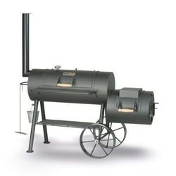 Grill - wędzarnia PARTY WAGON 5 firmy SMOKY FUN (grill ogrodowy)