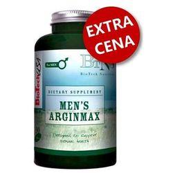 Men`s arginimax 90 kaps - naturalna viagra + powiększenie penisa, marki Biotech