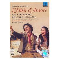 L'elisir D'amore - Chor und Orchester der Wiener Staatsoper, Ildebrando D′Arcangelo, Anna Netrebko