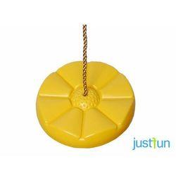 Huśtawka KWIATEK - żółty, towar z kategorii: Huśtawki ogrodowe