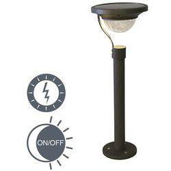 Zewnetrzna lampa solarna led pilari marki Ranex