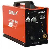 Spawarka inwentorowa mini DEDRA DESMi180 IGBT MIG/MAG 180A + DARMOWA DOSTAWA!, towar z kategorii: Spawarki inw