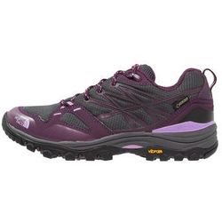 The North Face HEDGEHOG FASTPACK GTX Półbuty trekkingowe dark shadow grey/violet tulle z kategorii trekking