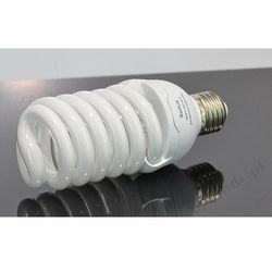 Żarówka E27 świetlówka energooszczędna 32W=160W - oferta [0527632225b596bf]