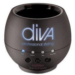 HOTPOD profesjonalne termoloki do włosów zestaw baza + termoloki, produkt marki Diva