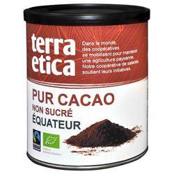 Kakao fair trade bio 6 x 200g- terra etica - od producenta Cafe michel