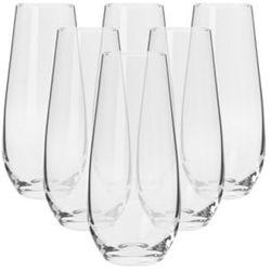 Krosno / premium harmony Krosno harmony szklanki do napojów 230 ml 6 sztuk