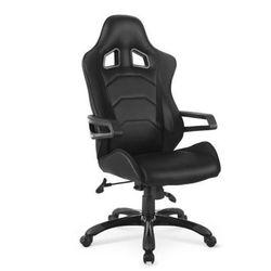 Fotel gabinetowy Halmar Dorado czarny, 98857