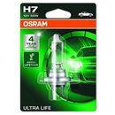 Osram h7 12v 55w px26d ultra life® (3 lata gwarancji) (4052899436237)