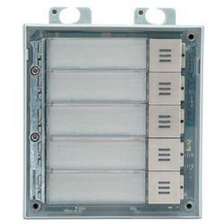 ® helios ip verso - moduł 5 przycisków marki 2n