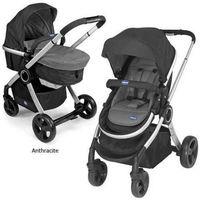 Wózek Chicco Urban 2w1 - Anthracite