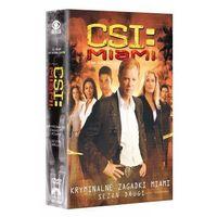CSI: Kryminalne zagadki Miami, sezon 2 (DVD) - Larry Detwiler, Eagle Egilsson, Allison Liddi (5903570145216)
