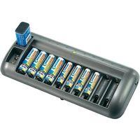 Ładowarka do akumulatorków Basetech BTL-12 200112, 9 V, AAA, AA (4016138605631)