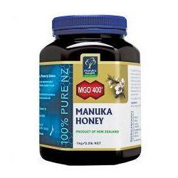 Miód Manuka MGO 400 + 1 kg z kategorii Miody