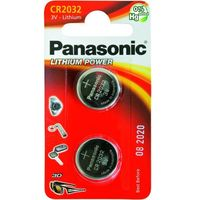Panasonic Cr-2032ep/2b (5025232060689)