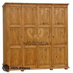 Woodica Szafa hacienda 11 [4d (1+2+1)]