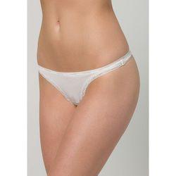 Underwear BOTTOMS UP Stringi white marki Calvin Klein