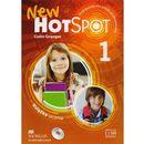 Hot Spot New 1. Podręcznik + CD (2014)