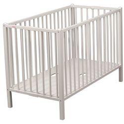 Candide łóżeczko dziecięce romeo białe (3103940661007)