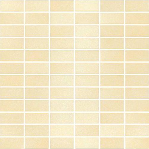 VANILLA BEIGE MOZAIKA PRASOWANA K.2,3X4,8 29,8X29,8 G1 - produkt z kategorii- glazura i terakota
