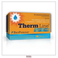 Olimp Therm Line HydroFast tabl.powl. 60tabl.+Therm Line cell fast balsam termoaktywny 7ml (5901330049668)