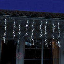 Zasłona świetlna LED FREJA z soplami lodu (7391482487032)