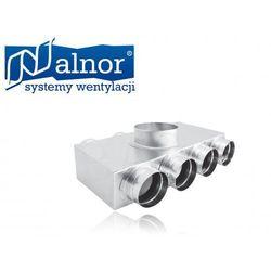Puszka rozdzielcza 8x75mm/160mm (FLX-PRO-75-4-4) - produkt z kategorii- Rekuperatory