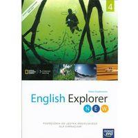 J. Angielski GIM English Explorer NEW 4 SB NE (132 str.)