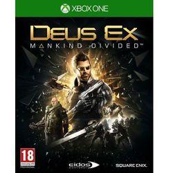 Deus Ex Mankind Divided - gra Xbox One