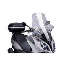 Szyba PUIG V-Tech Touring do Kymco Downtown / Superdink (przezroczysta) - produkt z kategorii- Owiewki motocyk