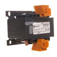 Transformator 1-fazowy STM 50VA 230/24V 16224-9888 BREVE
